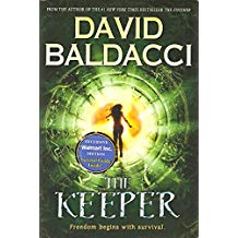 Cover image of The Keeper|David Baldacci