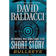 Cover Image of Bullseye|David Baldacci