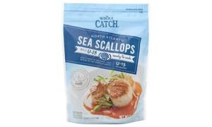 Image of Whole Catch Sea Scallops from Whole Foods