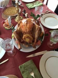 Image of Thanksgiving Turkey