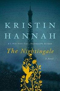 Cover of The Nightingale|by Kristin Hannah