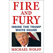 Cover image of Fire and Fury|Michael Wolff