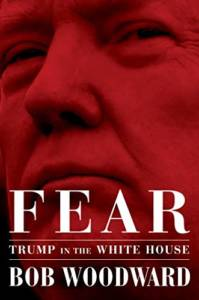 Cover image of Fear Bob Woodward