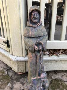 Statue of St. Francis of Assis