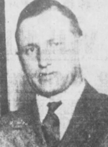 Sheriff Sam Willis of Greenville County, SC, 1927