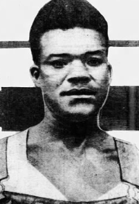 Blair Rooks, confessed murderer of Sheriff Sam Willis, 1929