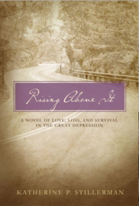 Image of cover of Rising Above It