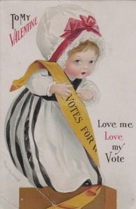 Suffrage Valentine